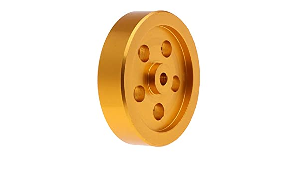 Trägheits Schwungrad Laborbederf Stirlingmotor Zubehör 65 x 15mm