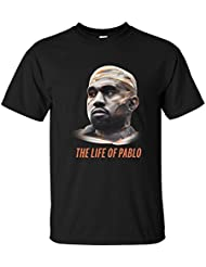 Yu Ye Men's The Life of Pablo alternate album T-shirt Medium