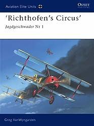 Richthofen's Circus: Jagdgeschwader Nr I (Aviation Elite Units)