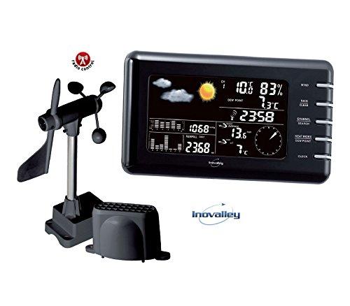 Relojesdeco Estación meteorológica náutica, Estación meteorológica Digital Profesional