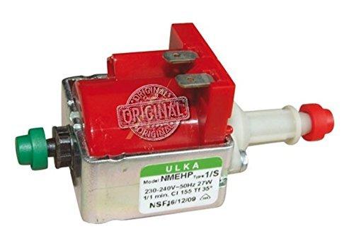 Pumpe ULKA MODEL nmehp Type 1/S 27Watt (Refurbished zertifiziert) Refurbished 27
