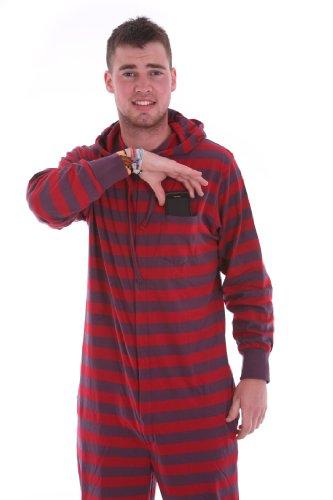 FUNZEE – Onesie, einteiliger Pyjama, RETRO FUNZEE - 5