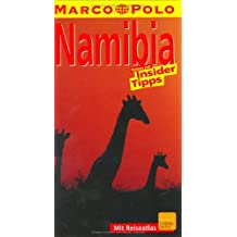 Namibia. Marco Polo Reiseführer.