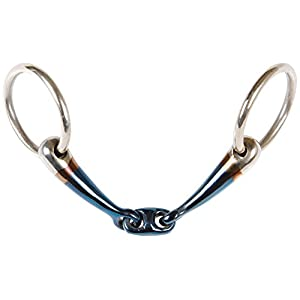 Harry´s Horse Unterlegtrense O-Link Sweet Iron 14mm