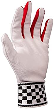 Gray-Nicolls Boy Wicket Keeping Inner Cotton Plain Youth Gloves - White, Medium