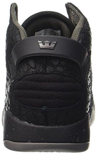 Supra Herren Skytop Iii Sneaker Schwarz (black-charcoal)