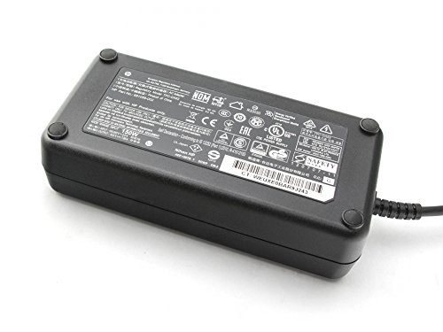 Netzteil für Hewlett Packard Compaq 8510w Mobile Workstation / EliteBook 8530p, 8530w, 8540p, 8540w, 8560w, 8570w, 8730w, 8740w / Envy 20 TouchSmart, 23, 23 TouchSmart, 27 TouchSmart / Pavilion AiO 20, AiO 21, AiO 23, AiO 27-n200, TouchSmart AiO 23 / TouchSmart 600 / ZBook 15 G2 (150 Watt - Original 901981-003)