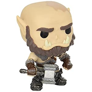 FunKo POP Vinilo Warcraft Orgrim