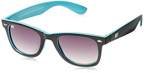 MTV Gradient Wayfarer Unisex Sunglasses (Black) (MTV Gradient-122-C6) image