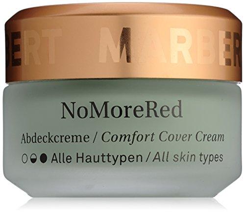 Marbert NoMoreRed femme / donna, copertura crema Comfort, 1er Pack (1 x 15 ml)
