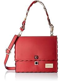 Satya Paul Women's Handbag (Red)