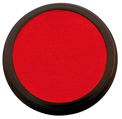 Eulenspiegel - Maquillaje Profesional Aqua, 20 ml / 30 g, Color Brillo perlino Rojo (180556)