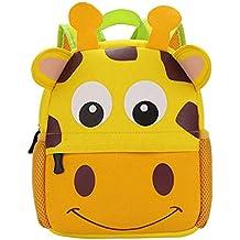 Mochila Infantil para niños Primaria pequeña Guardería Mochila Preescolar para niños DE 2-5 años