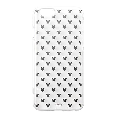 iPhone 6(non 6Plus) Transparent Étui-Disney-Mickey Mouse Logo