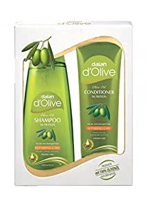 DALAN - Coffret capillaire (Shampooing, Après-shampooing)