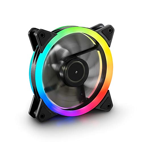 Sharkoon Shark Blades RGB Fan, Gehäuselüfter