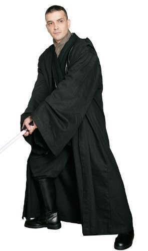 Star Wars Replik Kostüm - Star Wars Sith / Jedi Robe ohne Accessoire - schwarz - REPLIK Star Wars Kostüm