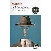 Le Misanthrope (Folio Classique)