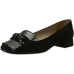 Unisa Doato_ks_cmt, Zapatos de Tacón para Mujer, Negro (Black), 38 EU