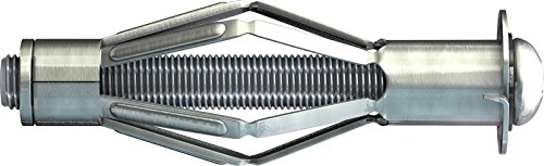 acrobat-mhd-s-tox-035-701-071-projet-203-en-metal-plaque-de-platre-cavite-anchor-m5-52-mm-lot-de-4