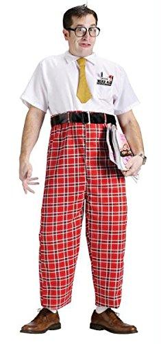 Nerd 50's Kostüm - Erwachsenenkostüm - M-L