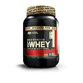Optimum Nutrition 100% Gold Whey Vanilla Ice Cream