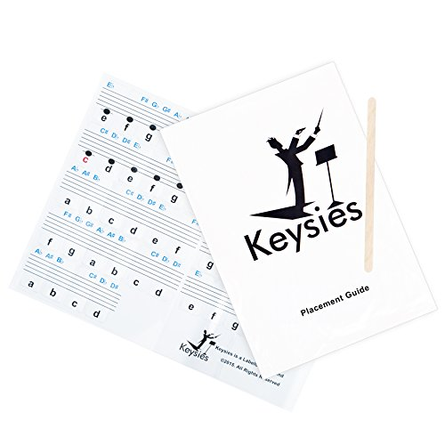 keysies-transparent-plastic-removable-piano-and-keyboard-note-stickers-plus-handy-placement-guide