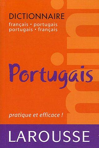 Mini dictionnaire français-portugais et portugais-français par Larousse