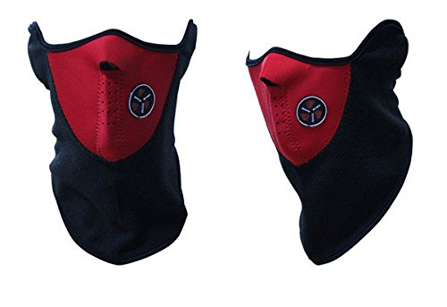 Mototrance Neoprene Anti Pollution Bike Face Mask/Neck Warmer  available at amazon for Rs.199