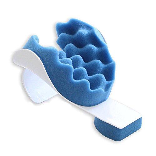 TOOGOO Neues Kissen Kopf- und Nackenspannungsfreigabe Massage Nacken- und Schulterkissen entspannen (Kopf-nacken-massage)