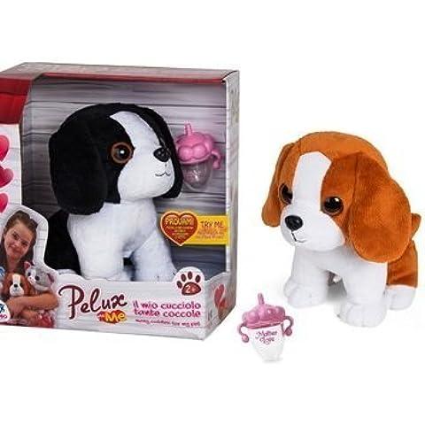 Globo Toys Globo–364462surtidos Pelux perro de peluche con accesorios
