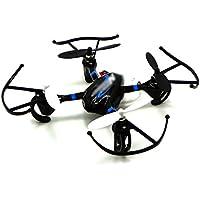 Drones Y Cámaras 2.4G Helicóptero Plano Teledirigido Quadcopter Del Modo Sin Cabeza 360 Grados De Caída