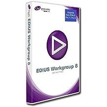 Grass Valley EDIUS Workgroup 8 Upgrade von Elite 7