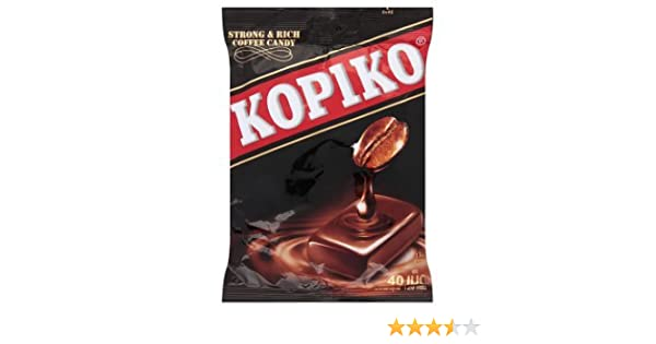 Baby Professional Sale Kopiko Coffee Candy Original Flavor 120g Pack Of 40 Pieces Product Of Thailand