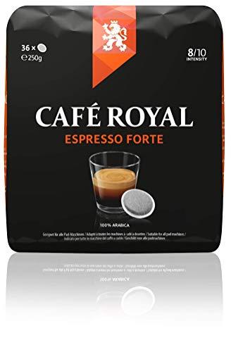Café Royal Espresso Forte, 36 Pads, 1 Packung