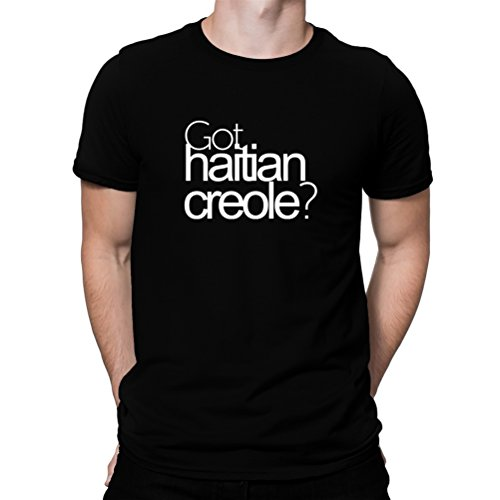 Maglietta Got Haitian Creole?