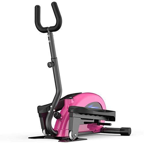 YFFSS Health & Fitness Mini Stepper Multifunktions-Gewichtsverlust Maschine Jogging Mini Ellipsentrainer Fitnessgeräte