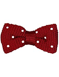 Tossido Knitted Bow Necktie (TBNK26)