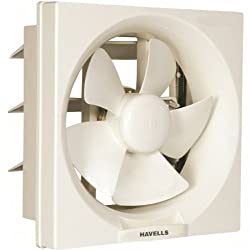 (CERTIFIED REFURBISHED) Havells Ventilair DX 36-Watt Exhaust Fan (White)