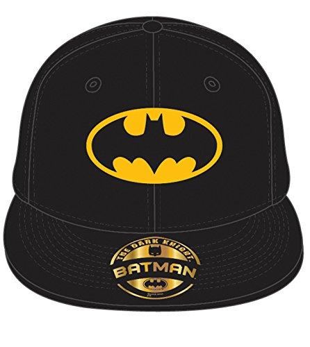 Batman Baseball Cap Classic Logo Mütze DC Comcis Schirmmütze Wide Bill Snapback Cap