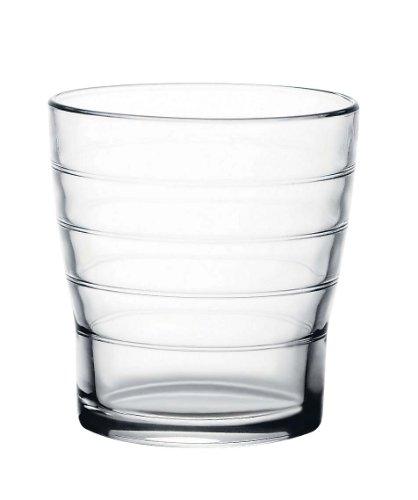 Bormioli Rocco 1133029Habana - caja de 6vasos de cristal para agua, 29cl, 6unidades