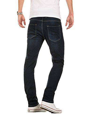 Yazubi Herren Jeans Draxler slim Blau (Sky Captain 193922)