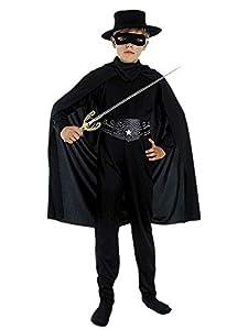 Fyasa 702225-c01justicia Hero disfraz, tamaño mediano