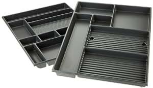 kettler schubladeneinsatz schubladeneinteilung b ro arbeitszimmer perfekter einsatz f r. Black Bedroom Furniture Sets. Home Design Ideas