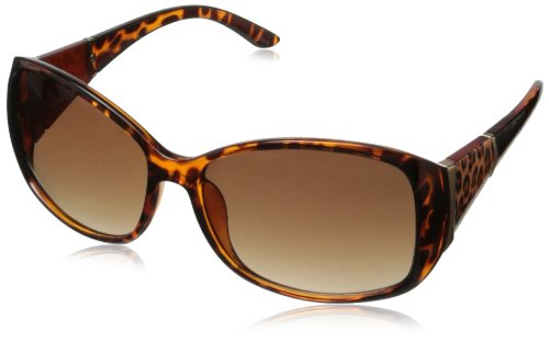 union-bay-womens-u231-rectangular-sunglassestortoise-animal61-mm