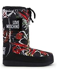 E it Da Amazon Love Stivali Donna Scarpe 36 Moschino gnnOaz8A