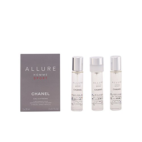 CHANEL Allure PH Sport Eau Extr NF 3x20 ml (Chanel Extreme Allure)