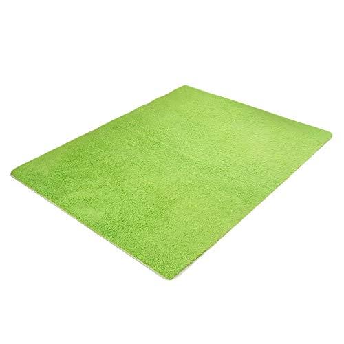 YWLINK Flauschige Teppiche Hochflor Teppich Esszimmer Home Schlafzimmer Teppichboden Mat Bettvorleger Sofa Matte
