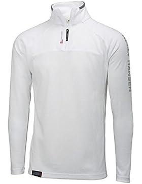 Helly Hansen HP 1/2Zip Pullover–Maglione per uomo, UOMO, bianco, XXL