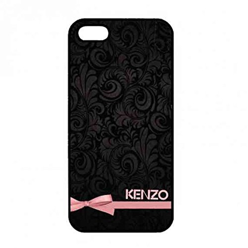 fantasy-case-kenzo-brand-logo-quotes-custodia-cover-posteriore-per-iphone-5-iphone-5s-nero-custodia-